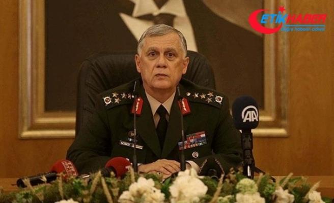 Orgeneral Dündar, Kara Kuvvetleri Komutanı oldu