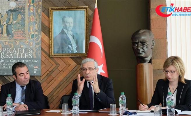 Paris Büyükelçisi Musa: Dünyada en çok FETÖ'cüyü ülkesinde kabul eden ABD'dir