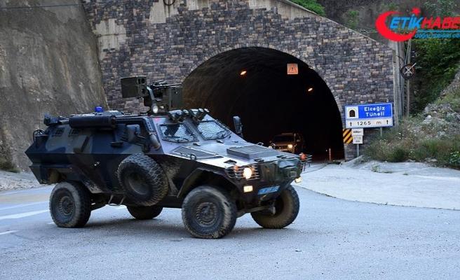PKK'nın Karadeniz'deki faaliyetleri bitme noktasında