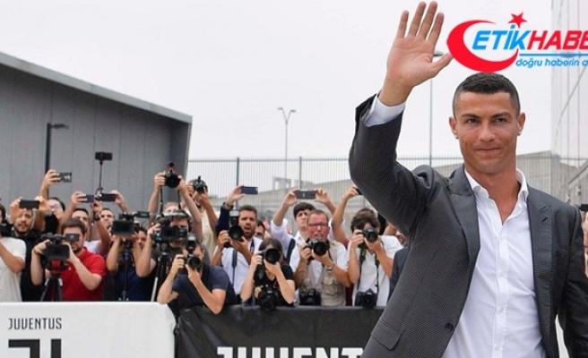 Ronaldo'ya yoğun ilgi!