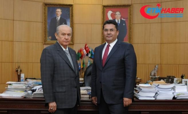 Ruhi Ersoy MHP Lideri Bahçeli'nin Başdanışmanı oldu