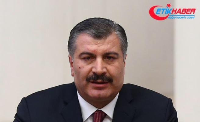Sağlık Bakanı Fahrettin Koca: Türk milleti haysiyetine sahip çıkmıştır