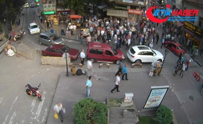 Samsun'daki cinayetin yeni görüntüleri ortaya çıktı