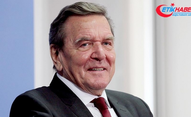 Schröder'den Maas'a 'Mesut Özil' eleştirisi