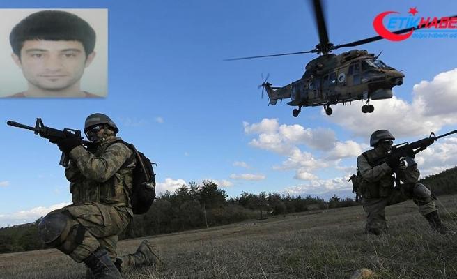 Şırnak'ta PKK'nın sözde cephe sorumlusu yakalandı