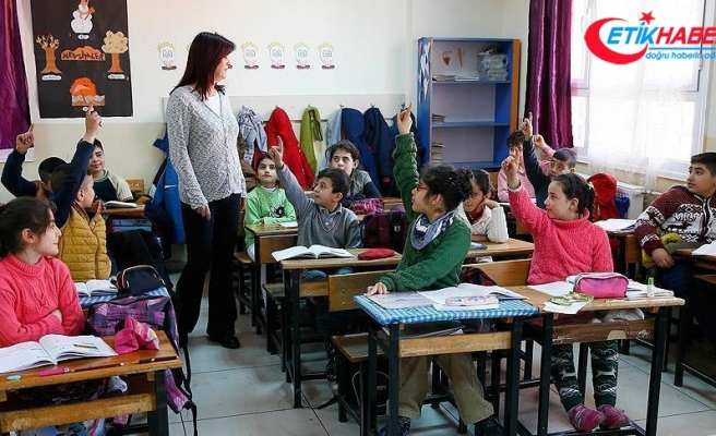 Sözleşmeli öğretmenlik atamaları için tercih başvuruları başladı