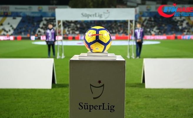 Süper Lig'de 1. hafta programı açıklandı!