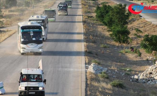 Suriye'de karşılıklı tahliyeler tamamlandı