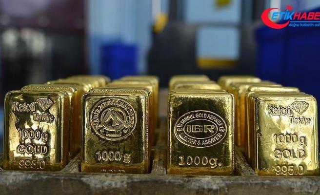 Kapalıçarşı'da altın