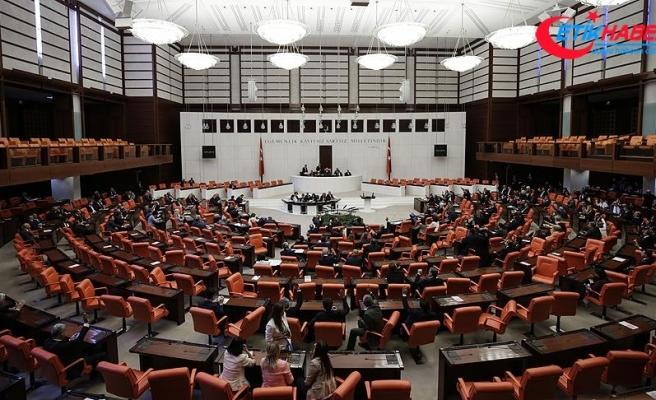 Terörle mücadele düzenlemesinin 13 maddesi Genel Kurul'da kabul edildi