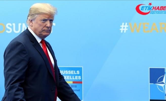 Trump'ın 'savunma külfeti' NATO'yu gerdi