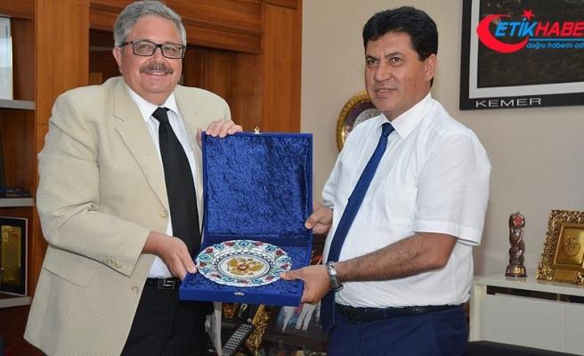 'Türk turizm endüstrisine katkı sağlamaya hazırız'
