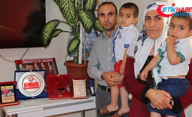 'Türkiye elden gitseydi ikizlerimin ne anlamı kalırdı'