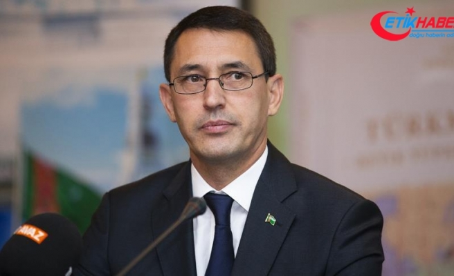 Türkmenistan'da 'Amul-Hazar Çöl Rallisi 2018'e doğru