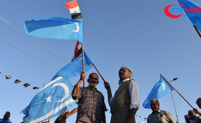 Türkmenler, seçimlerde yapılan hilelerin ortaya çıkarılmasını istiyor