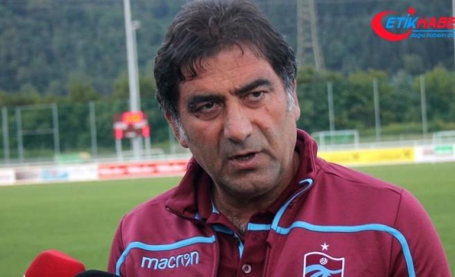 "Trabzonspor'un, Ünal Karaman ile ""üç büyük"" başarısı"