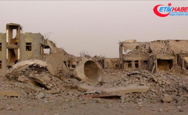 UNESCO Dünya Miras Listesi'deki Zebid, Husi tehdidi altında