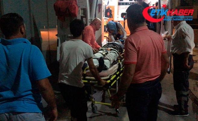 Ünlü oyuncu Can Gürzap kazada yaralandı
