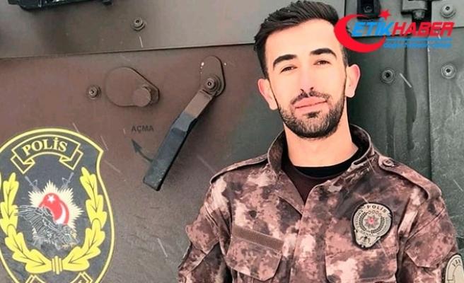 Van'daki çatışmada yaralanan polis memuru şehit oldu
