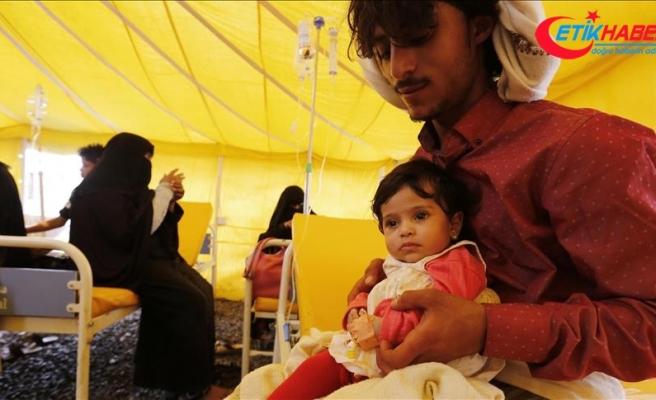 Yemen'de 132 kişi dang humması hastalığına yakalandı