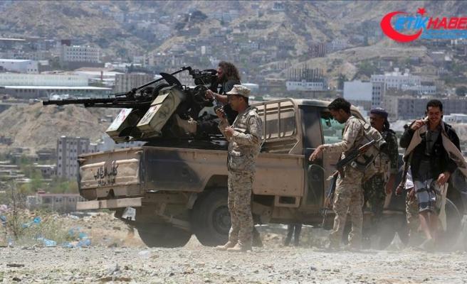 Yemen'de hükümet güçleri ile Husiler arasında çatışma: 40 ölü