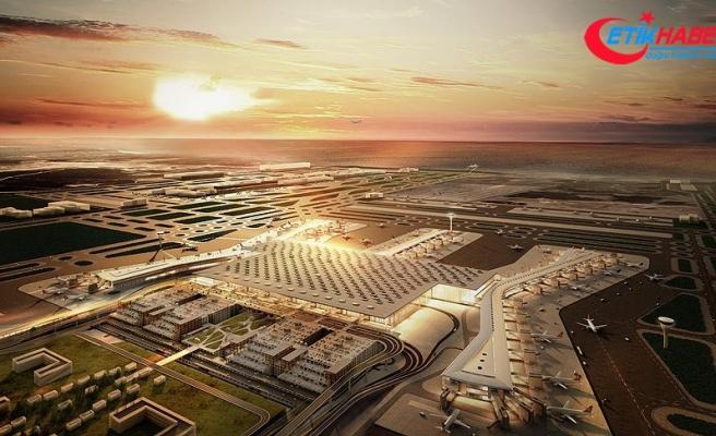 Yeni Havalimanı'ndan ilk uçuşların hedefi belli oldu