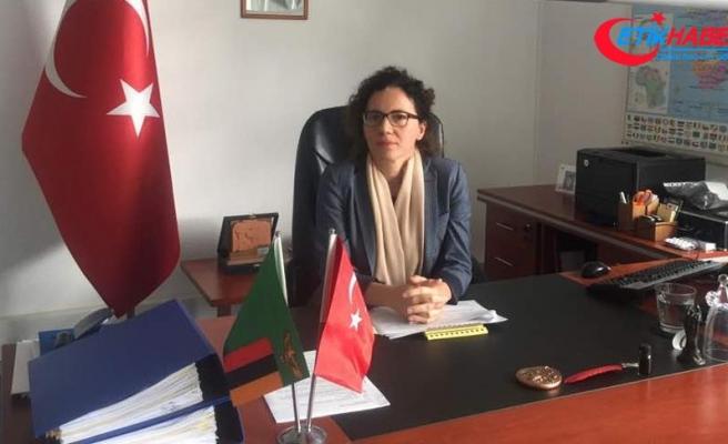 'Zambiya daha fazla Türk yatırımcının gelmesini bekliyor'