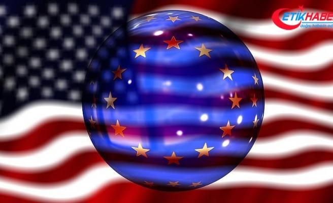 AB'den ABD ile sanayi ticaretinde 0 tarife önerisi
