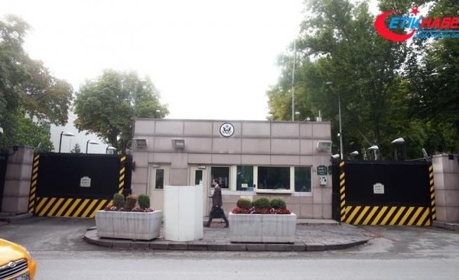 ABD'nin Ankara Büyükelçiliği: ABD Türkiye'nin sağlam bir müttefiki olmayı sürdürmektedir