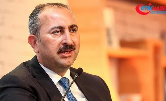Adalet Bakanı Gül: Yunanistan yargısının teröristleri bağrına basan kararlarını kabul etmez