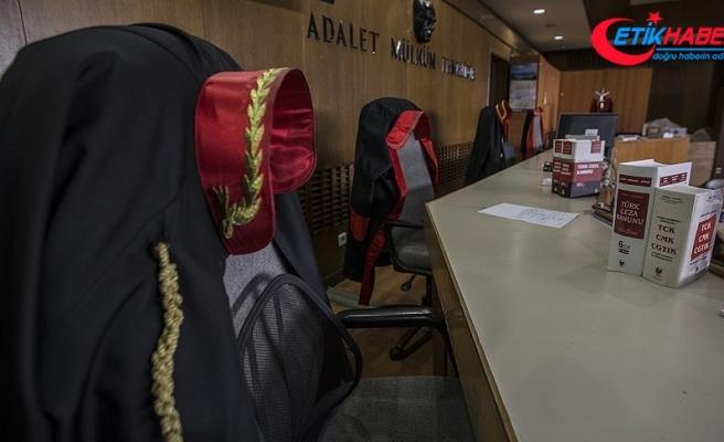 Adil Öksüz'ü serbest bırakan eski hakim Çetin Sönmez'e 8 yıl 9 ay hapis cezası