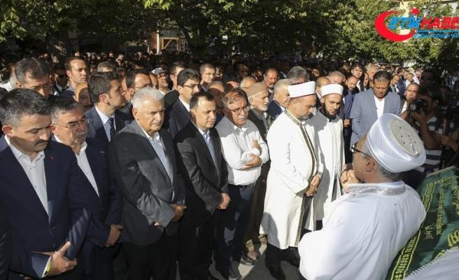 AK Parti Sivas Milletvekili Yılmaz'ın acı günü