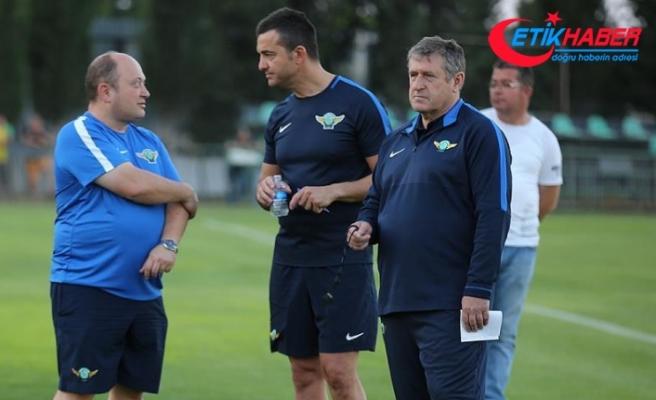 Akhisarspor Teknik Direktörü Susic: Tek amacımız kupayı kaldırmak