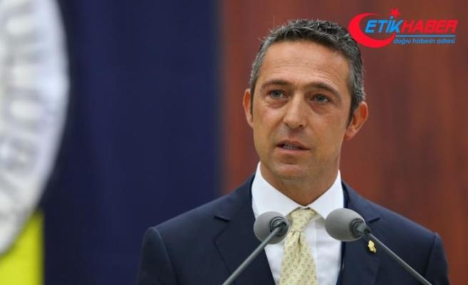 Ali Koç'tan Fenerbahçeli sporculara tebrik