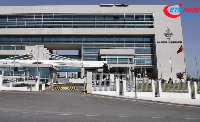 Anayasa Mahkemesinden FETÖ'nün Yargıtay ceza daireleri sorumlusuna ret