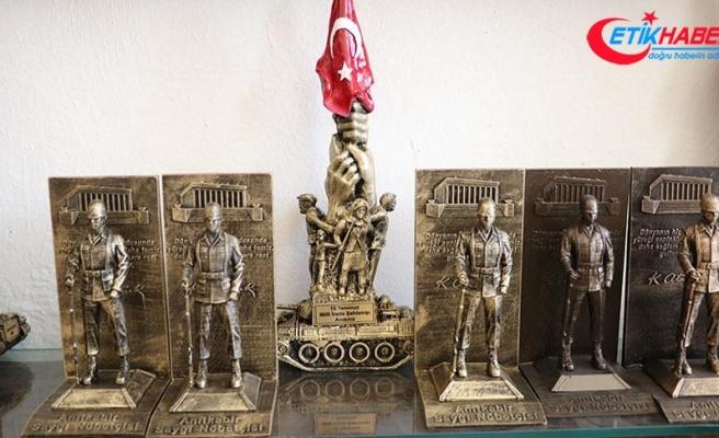 Anıtkabir'in hediyelik eşyaları Yozgat'tan