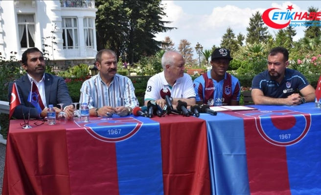 Anthony Nwakaeme Trabzonspor'da