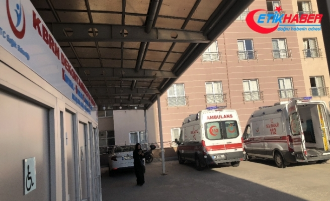 Asit yüklü tanker aileyi hastanelik etti