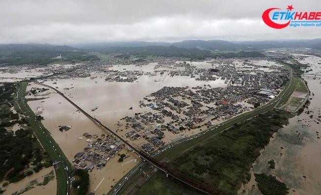 Asya'da doğal afetler temmuzda 1000'den fazla can aldı