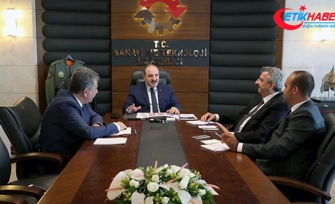 Bakan Varank yardımcılarıyla ilk toplantısını yaptı