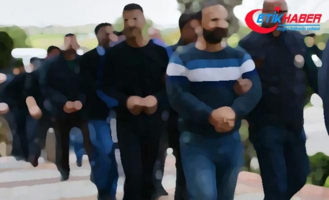 Başkent'te zehir tacirlerine darbe: 52 gözaltı