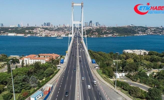 Bayram tatili İstanbul trafiğini rahatlattı