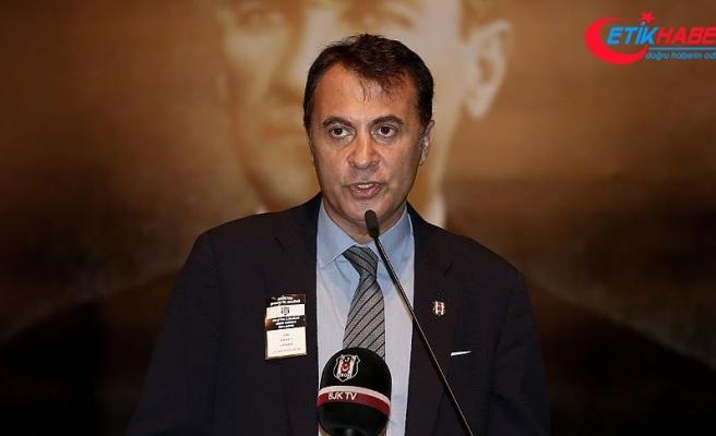 Beşiktaş Kulübü Başkanı Orman: Radikal kararlar alacağız