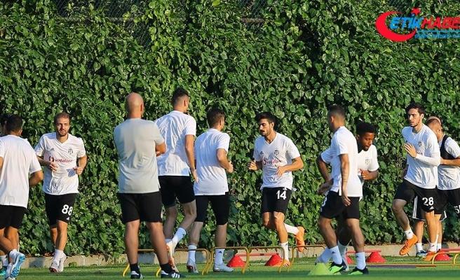 Beşiktaş LASK Linz maçı hazırlıklarına başladı