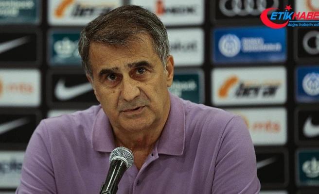 Beşiktaş Teknik Direktörü Güneş: Kendi sahamızda kazanarak çevirmek istiyoruz