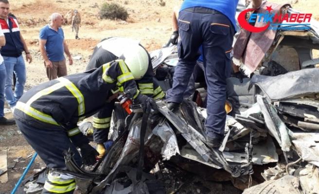 Bingöl'deki feci kazada ölü sayısı 8'e yükseldi