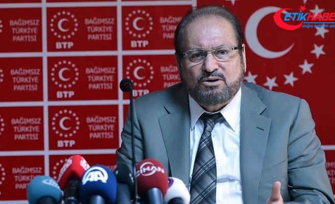 BTP Genel Başkanı Baş'ın taşınmazlarına tedbir kararı