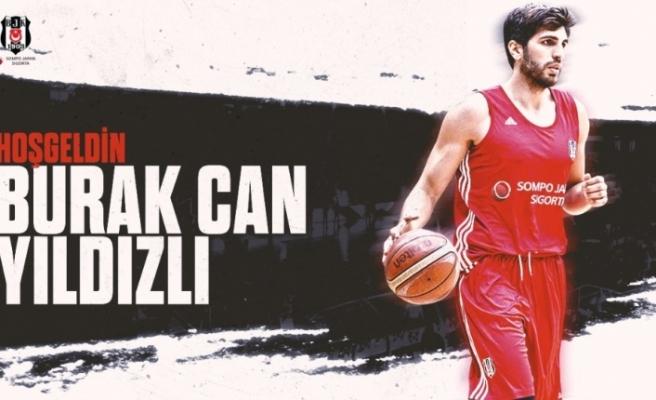 Burak Can Yıldızlı Beşiktaş'ta