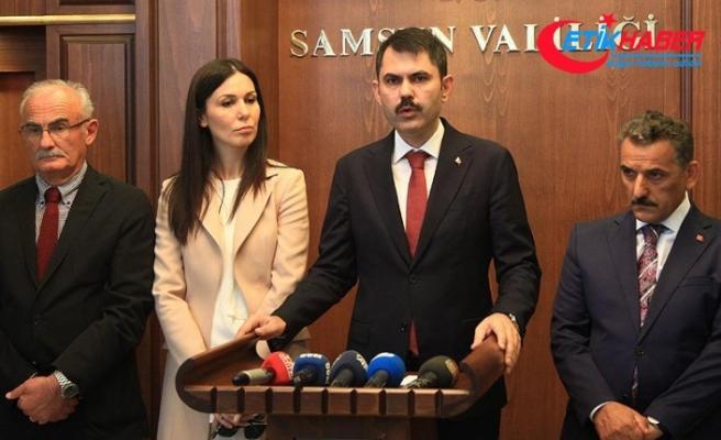 Çevre ve Şehircilik Bakanı Kurum: Bu ekonomik savaş boşa çıkacaktır