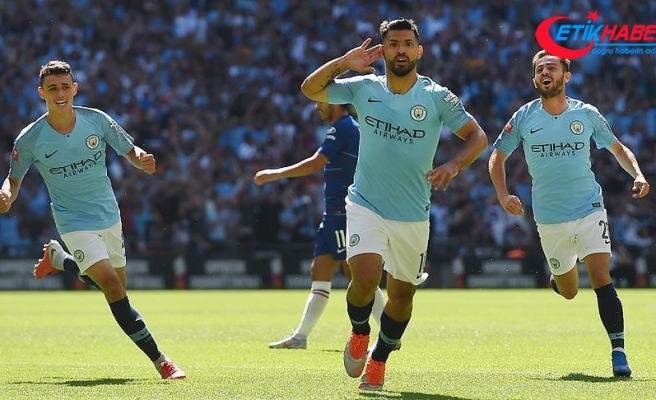Community Shield Manchester City'nin